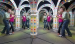 Mall of America Mirror Maze Image